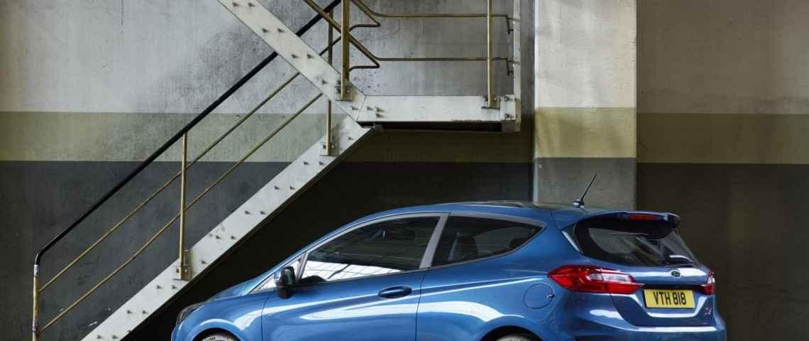 Nowy Ford Fiesta ST (2017)