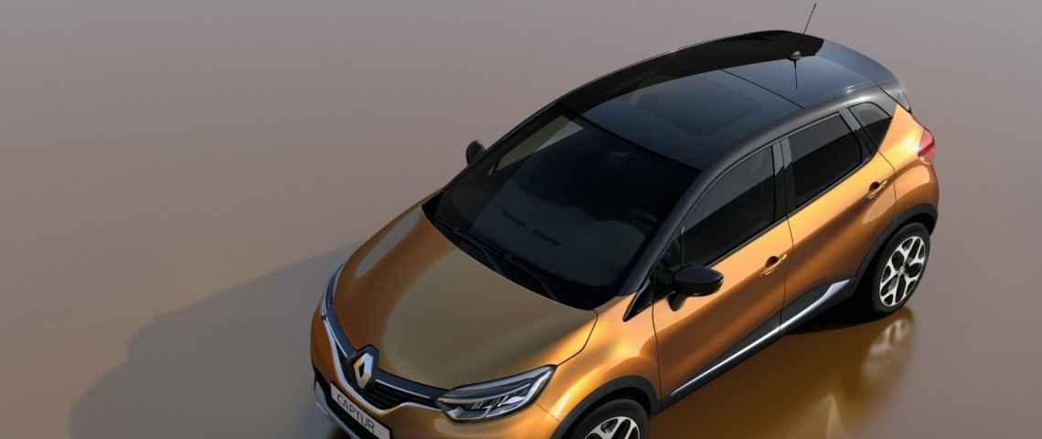 Renault Captur FL (2017)