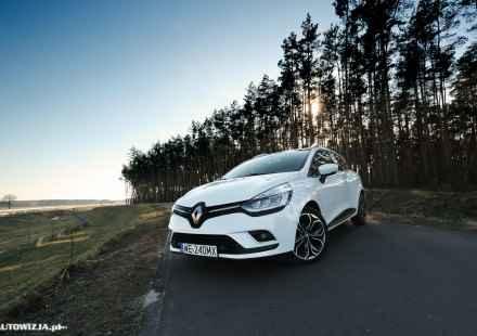 Renault Clio Grandtour Intens 1.5 dCi 110 KM