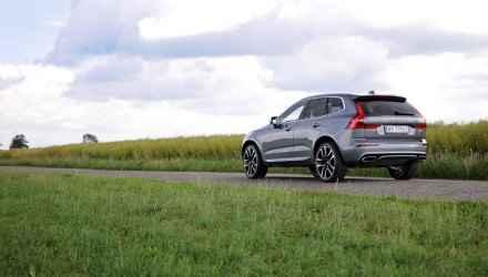 Nowe Volvo XC60