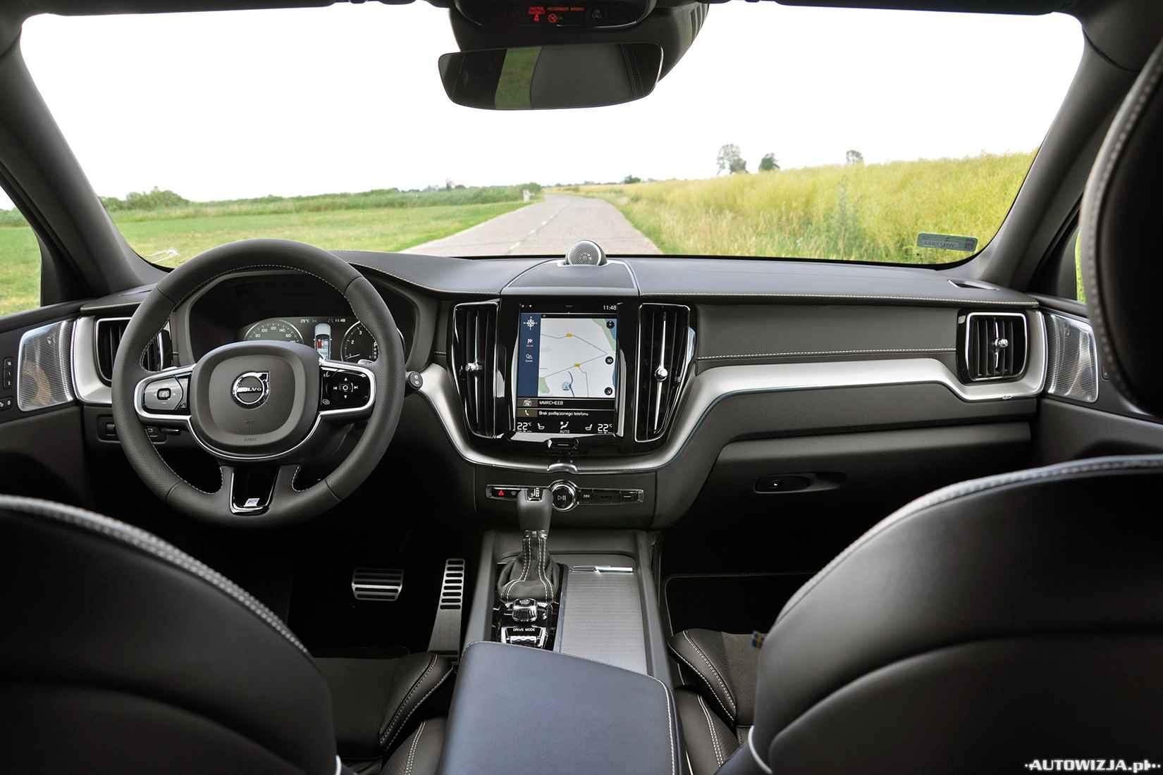 Nowe Volvo Xc60 Test Pierwsza Jazda Autowizja Pl Motoryzacja