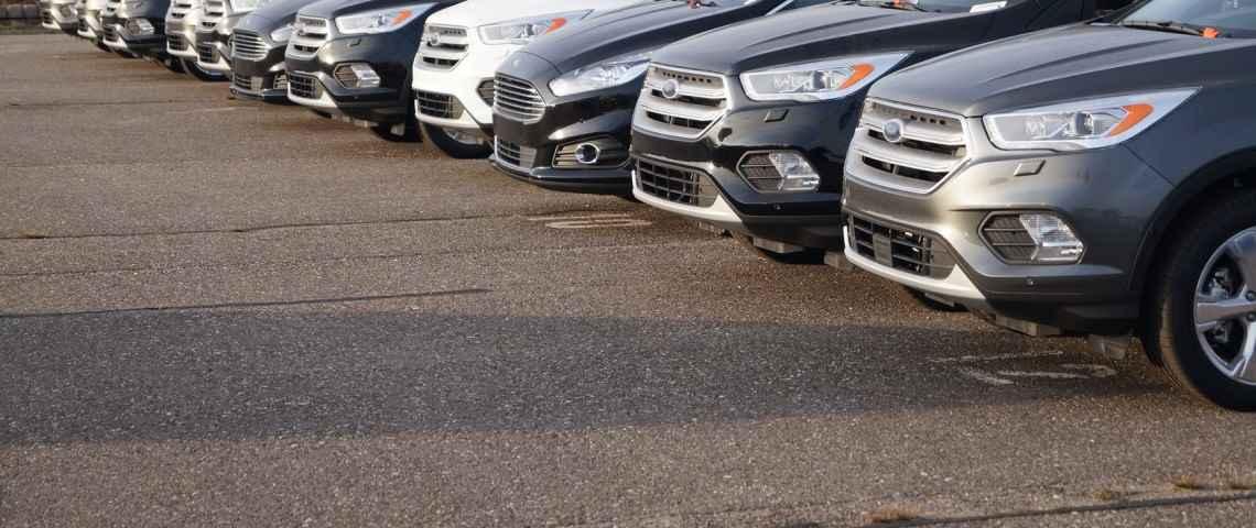 Autoterminal, Auslieferung Neuwgen, Autohandel