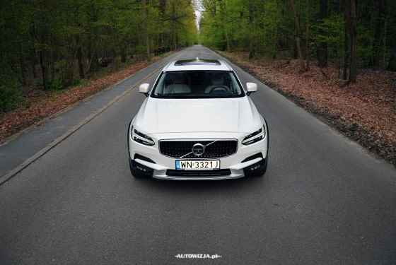 Volvo V90 CC T6