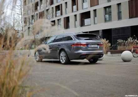 Jaguar XF Sportbrake 25t