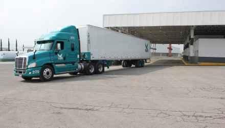 Petrol Station Tir Truck Vehicle