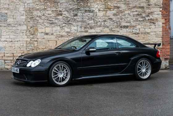 Mercedes-Benz CLK DTM na aukcji