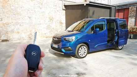Opel Combo Life 1.2 Turbo 110