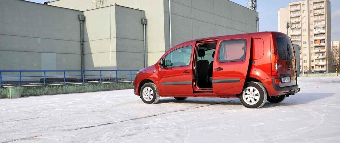 Mercedes-Benz Citan Mixto 111 CDI