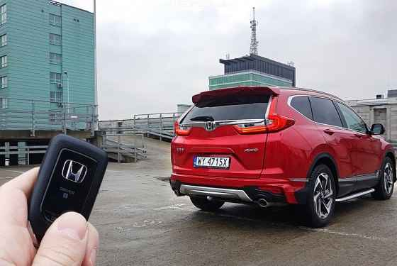 Honda CR-V 1.5 VTEC Turbo