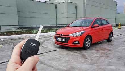 Hyundai i20 1.2 MPI 84 KM