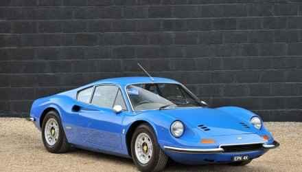 Ferrari Dino 246GT (1972)