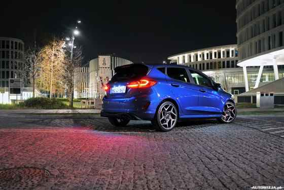 Nowy Ford Fiesta ST