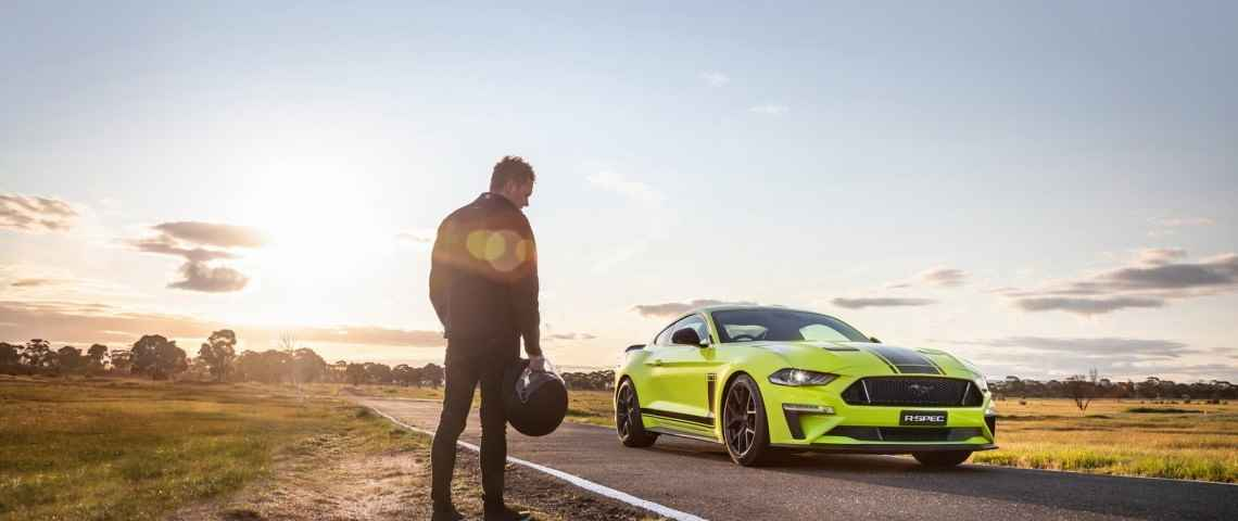 Ford Mustang GT R-Spec (2020)