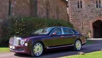 2012 Bentley Mulsanne Diamond Jubilee – XXI Century Cars