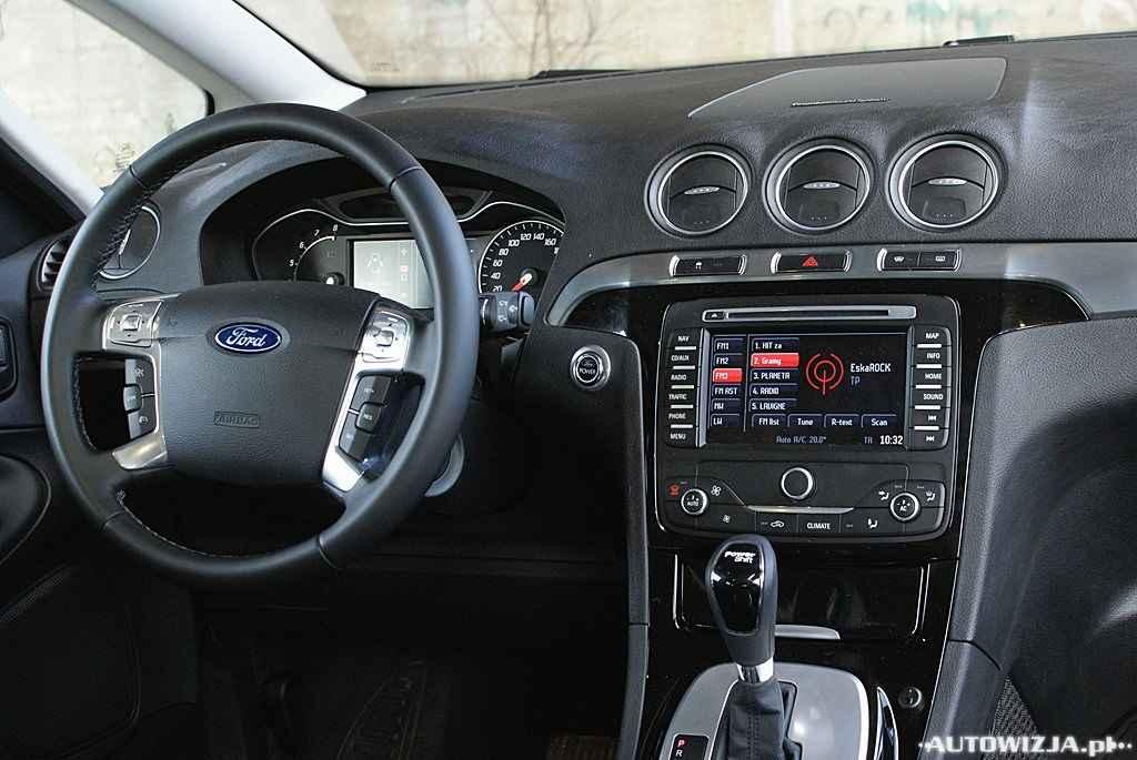 Ford S Max 2 0 Ecoboost Titanium Powershift Auto Test