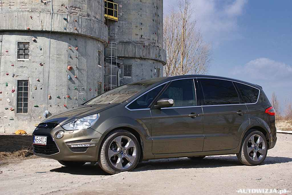 ford s-max 2.0 ecoboost titanium powershift - auto test - autowizja