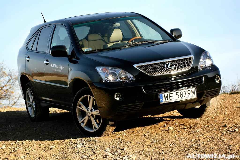 lexus rx 400h цена: