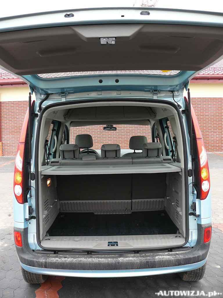 renault kangoo 1 5 dci auto test motoryzacja. Black Bedroom Furniture Sets. Home Design Ideas