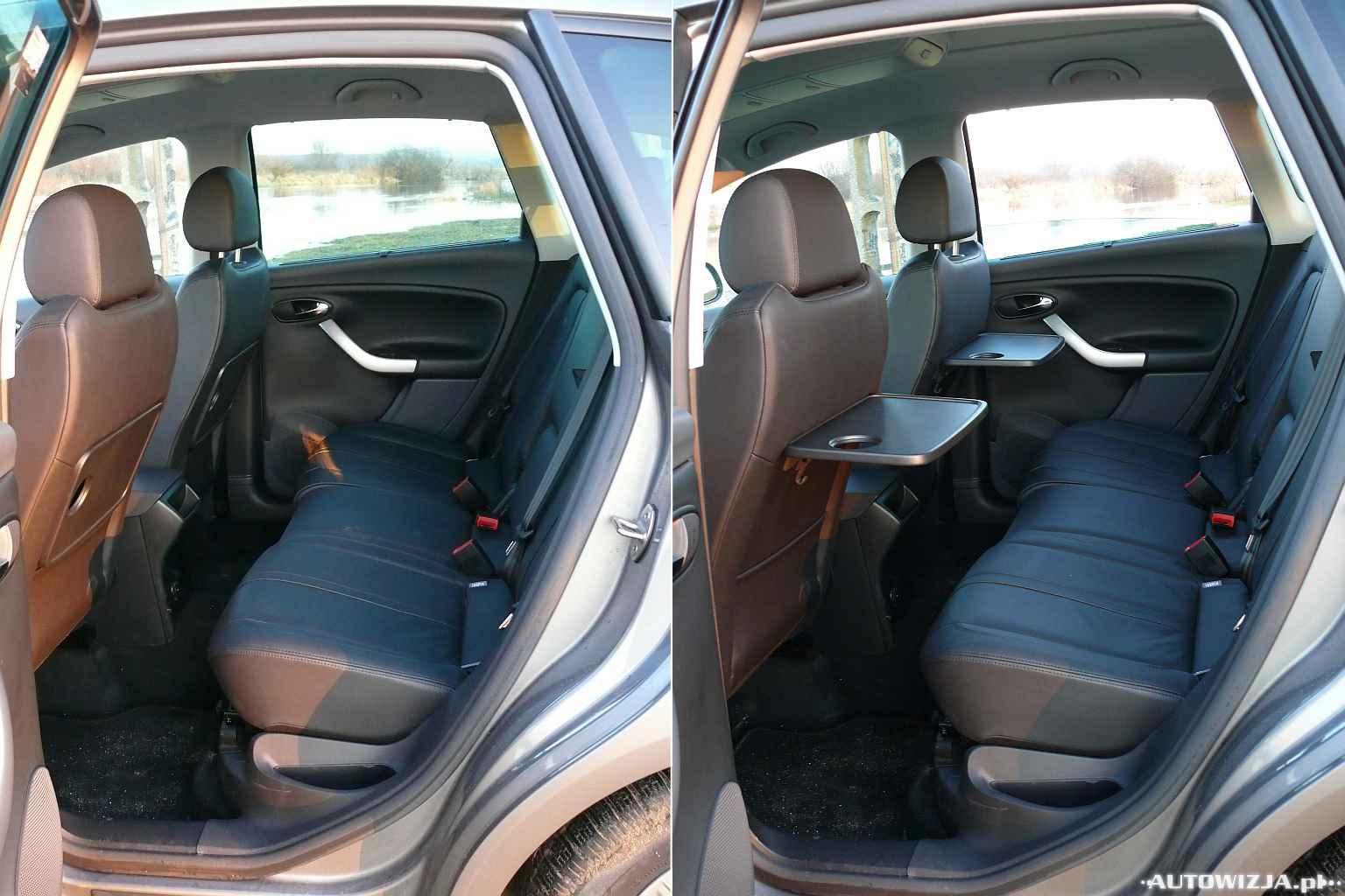 seat altea xl 2 0 tdi auto test motoryzacja. Black Bedroom Furniture Sets. Home Design Ideas