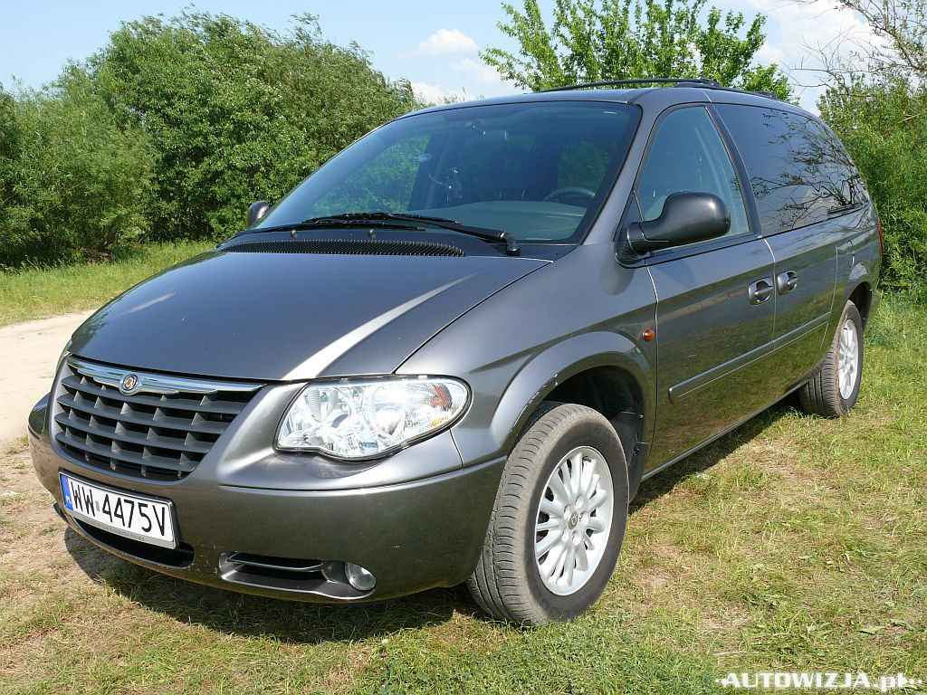 chrysler grand voyager 2 8 crd stow n go auto test motoryzacja. Black Bedroom Furniture Sets. Home Design Ideas