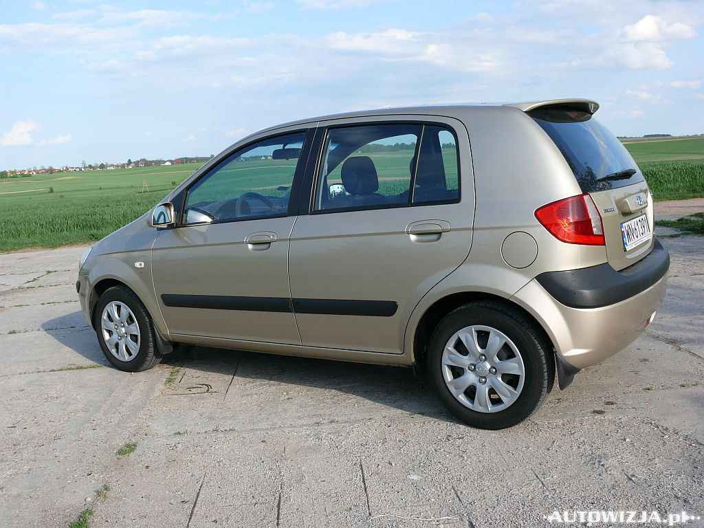 hyundai getz 1 5 crdi auto test motoryzacja. Black Bedroom Furniture Sets. Home Design Ideas