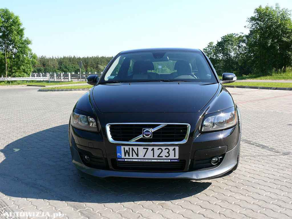 volvo c30 auto test motoryzacja. Black Bedroom Furniture Sets. Home Design Ideas