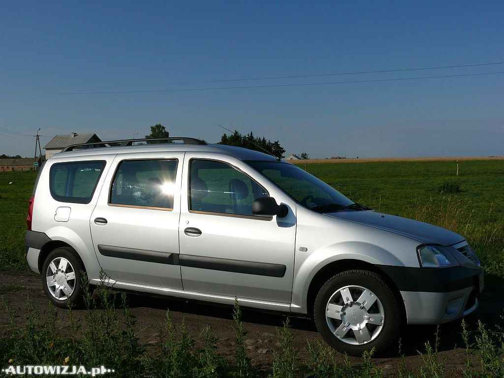 2006 dacia logan mcv 1 6 related infomation specifications. Black Bedroom Furniture Sets. Home Design Ideas