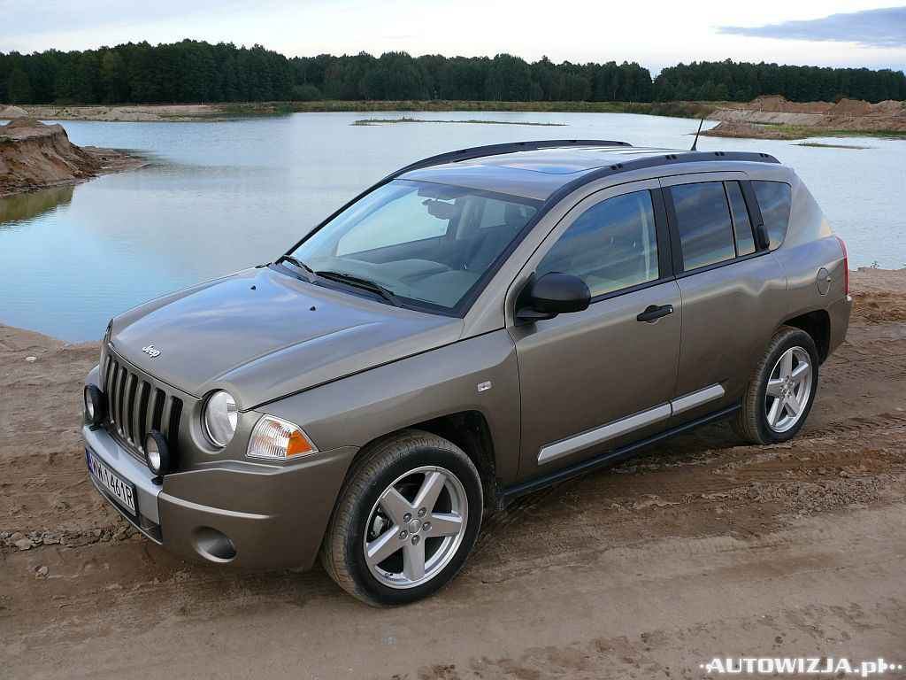 jeep compass 2 0 crd auto test motoryzacja. Black Bedroom Furniture Sets. Home Design Ideas