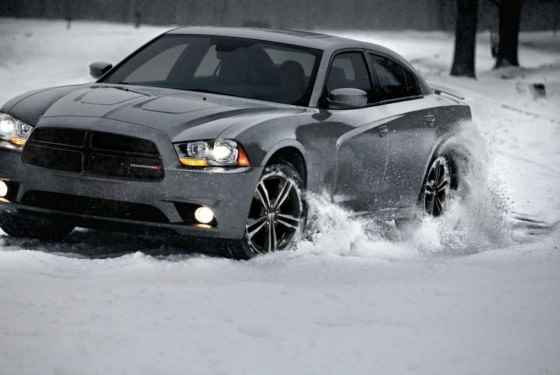 Dodge Charger AWD Sport