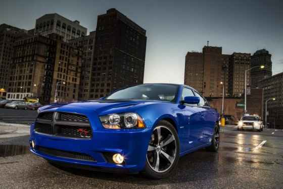 Dodge Charger z Pakietem Daytona
