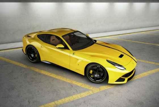 Ferrari F12 Berlinetta by Wheelsandmore