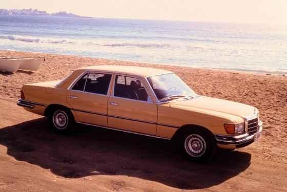 Mercedes 450 SEL (1975)