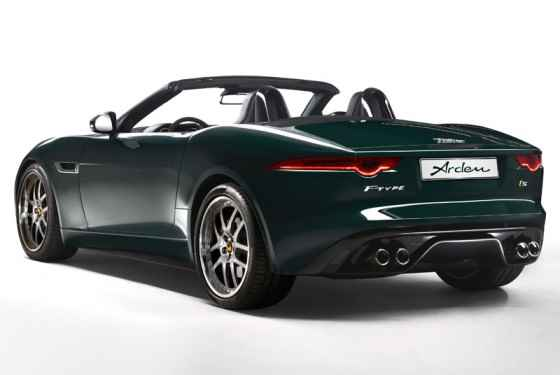 Jaguar F-Type by Arden - informacje