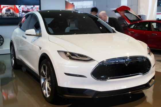 Tesla Model X - dokładniejsze informacje