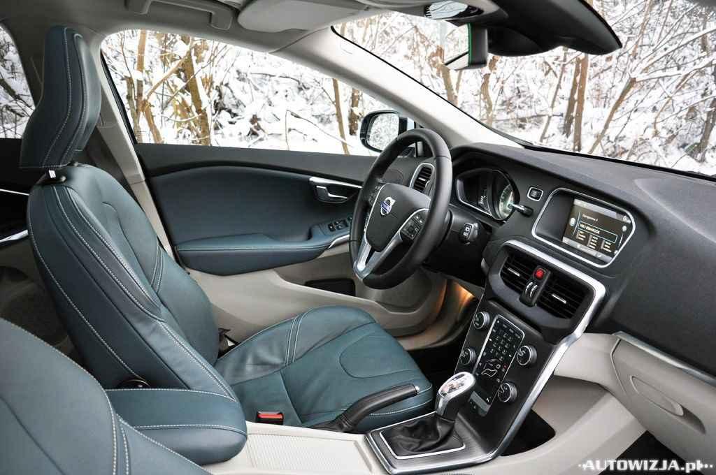 Modne ubrania Volvo V40 D4 Summum - AUTO TEST - AUTOWIZJA.pl - Motoryzacja PK94