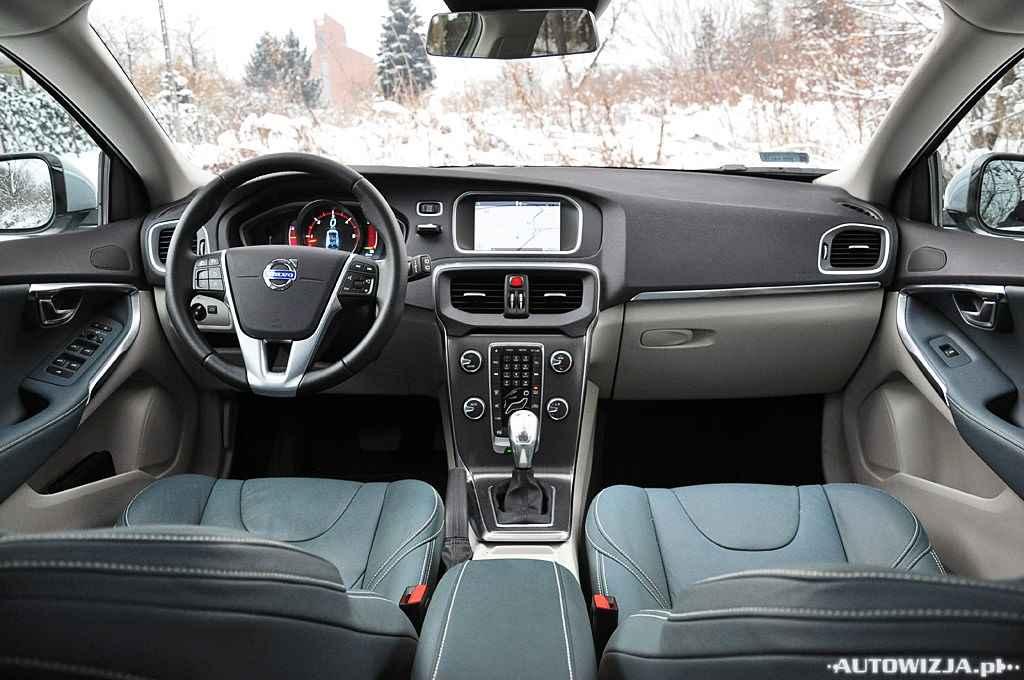 Topnotch Volvo V40 D4 Summum - AUTO TEST - AUTOWIZJA.pl - Motoryzacja LC47