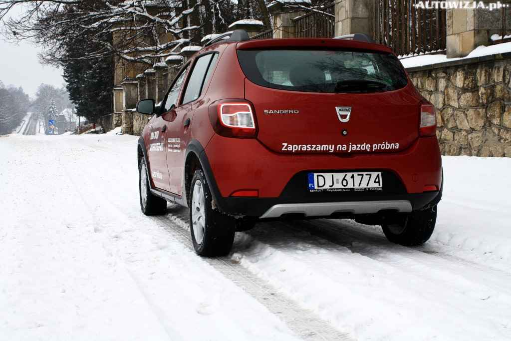 dacia sandero stepway laureate 1 5 dci 90 auto test motoryzacja. Black Bedroom Furniture Sets. Home Design Ideas