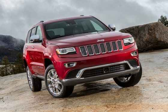 Jeep Grand Cherokee MY2014