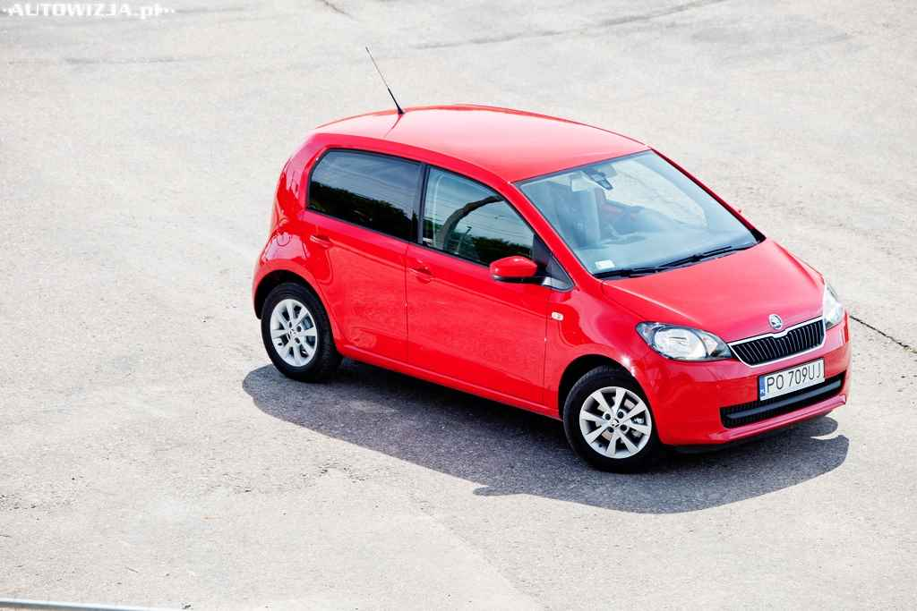 skoda citigo 1 0 ambition auto test motoryzacja. Black Bedroom Furniture Sets. Home Design Ideas