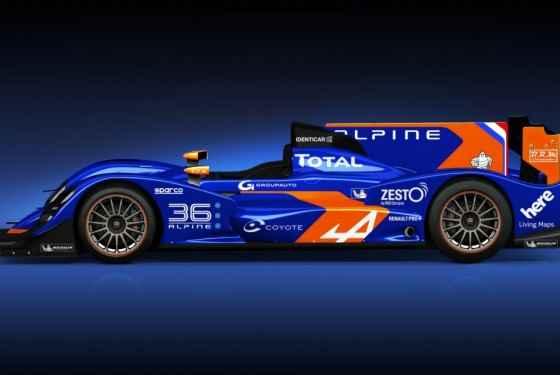 Powrót Alpine do wyścigów