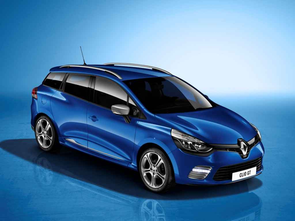 renault clio iv gt pomost motoryzacja. Black Bedroom Furniture Sets. Home Design Ideas