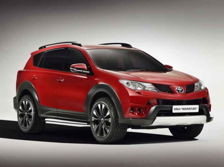 Toyota RAV4 Adventure (2013)