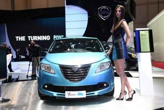 Lancia Ypsilon Elefantino - cena w Polsce