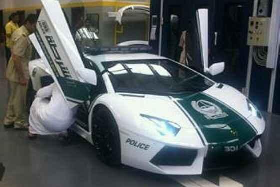 Dubaj Police