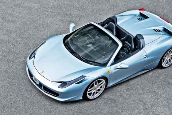 Ferrari 458 Italia Spyder by Project Kahn (2013)