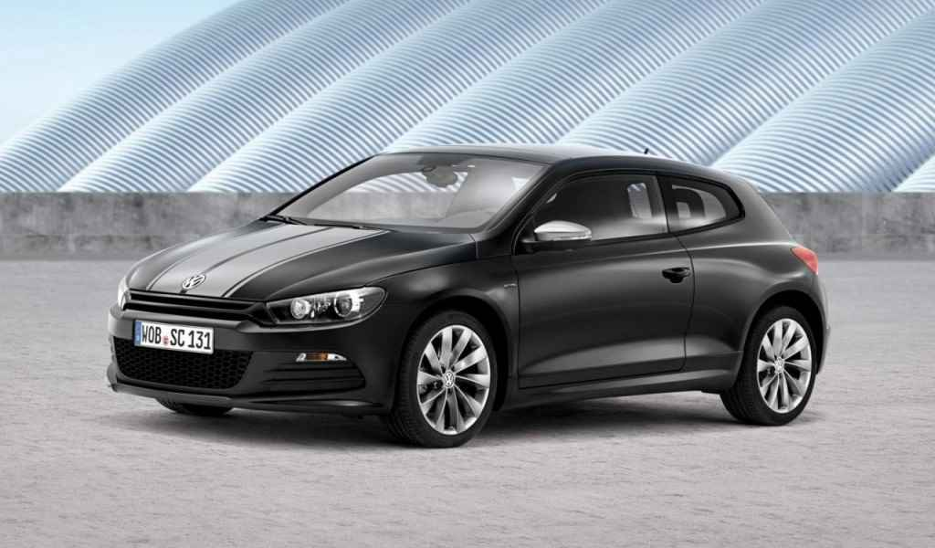 Volkswagen Scirocco Million Edition