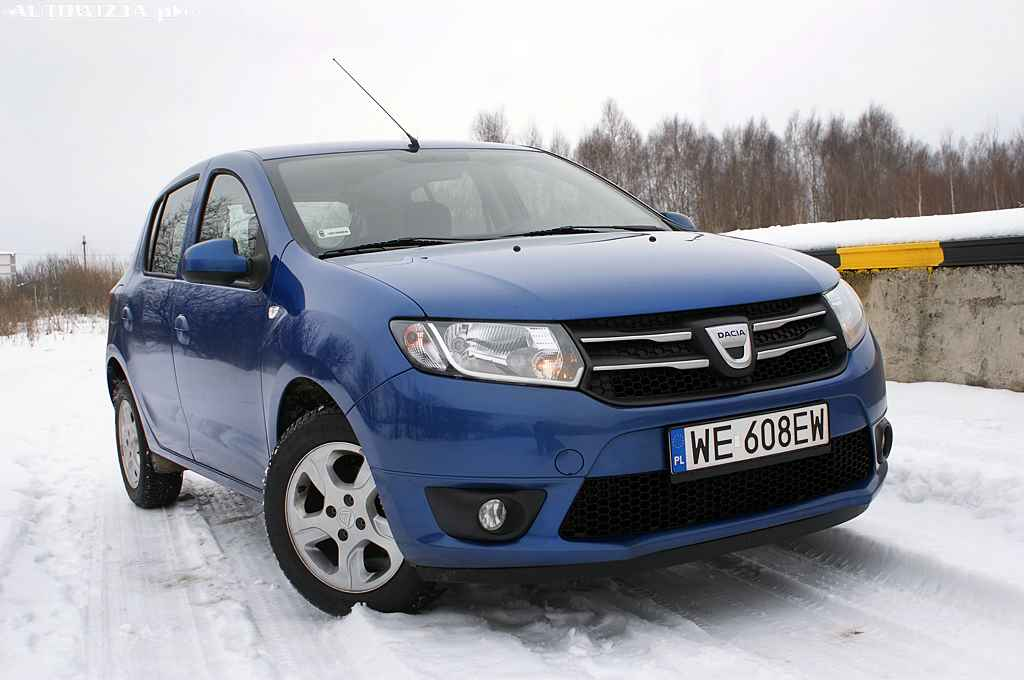 dacia sandero 0 9 tce laureate auto test motoryzacja. Black Bedroom Furniture Sets. Home Design Ideas
