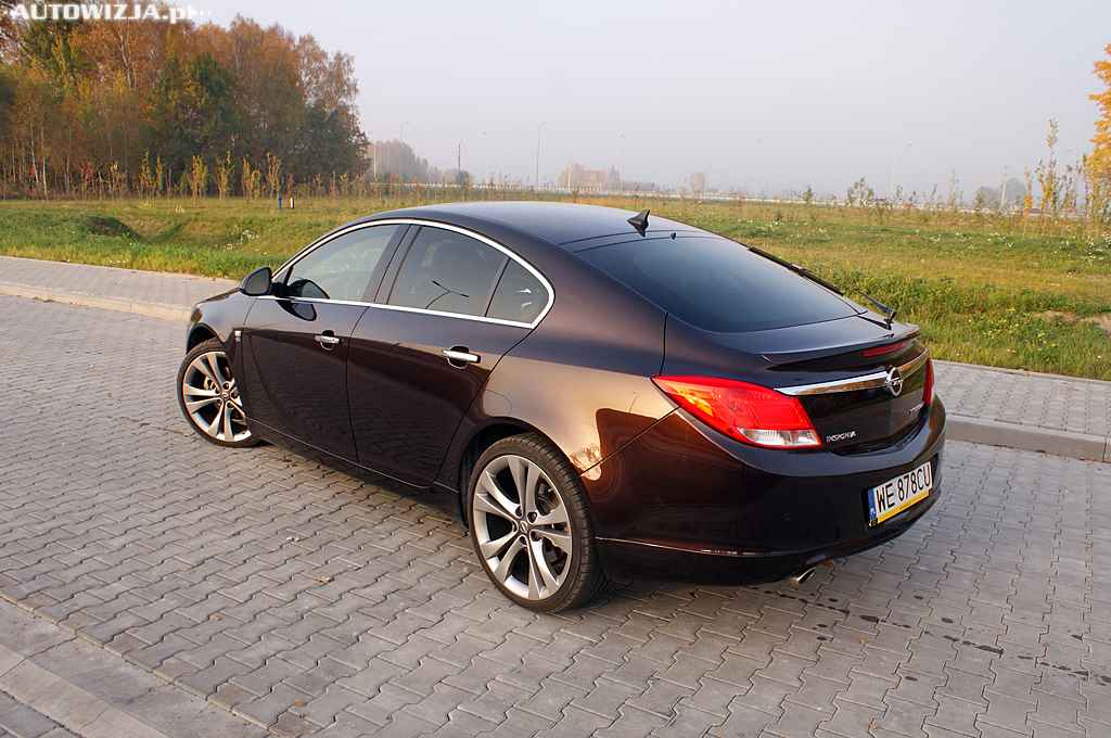 opel insignia 2 0 cdti biturbo 4x4 cosmo auto test motoryzacja. Black Bedroom Furniture Sets. Home Design Ideas