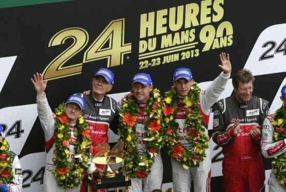 Wyniki 24-godzinnego wyścigu na Le Mans