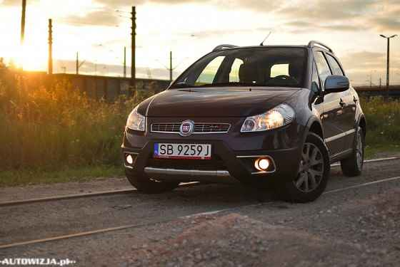 Fiat Sedici 2.0 MultiJet 4x4 Emotion